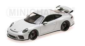 Porsche  - 911 GT3 2017 white - 1:43 - Minichamps - 410066025 - mc410066025 | The Diecast Company