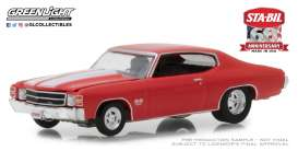 Chevrolet  - Chevelle 1971 various - 1:64 - GreenLight - 29985 - gl29985 | The Diecast Company