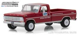 Ford  - F-100 Indy 500 Official Truck 1970  - 1:64 - GreenLight - 29978 - gl29978 | The Diecast Company