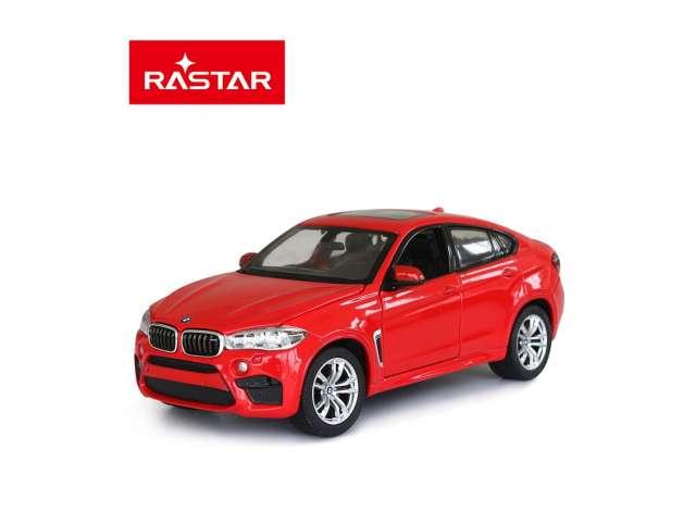 Bmw X6m 2018 Red 1 24 Rastar Rastar56600r The Diecast Company