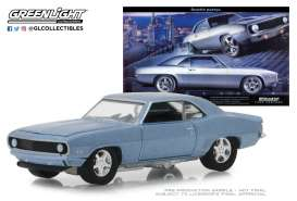 Chevrolet  - Camaro 1969  - 1:64 - GreenLight - 29976 - gl29976 | The Diecast Company