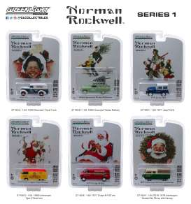 Assortment/ Mix  - various - 1:64 - GreenLight - 37150 - gl37150 | The Diecast Company