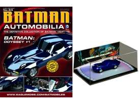 Batman  - blue - 1:43 - Magazine Models - BAT-63 - magBAT-63 | The Diecast Company