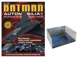Batman  - black - 1:43 - Magazine Models - BAT-78 - magBAT-78 | The Diecast Company
