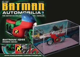 Batman  - red/blue - 1:43 - Magazine Models - BAT-62 - magBAT-62 | The Diecast Company