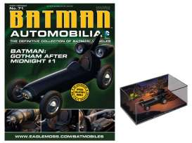Batman  - black - 1:43 - Magazine Models - BAT-71 - magBAT-71 | The Diecast Company