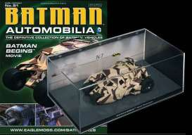 Batman  - camouflage - 1:43 - Magazine Models - BAT-81 - magBAT-81 | The Diecast Company