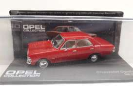 Chevrolet  - Opala red - 1:43 - Magazine Models - Ope107 - MagOpe107 | The Diecast Company