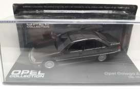 Opel  - Omega grey - 1:43 - Magazine Models - Ope111 - MagOpe111 | The Diecast Company