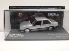 Opel  - Ascona C 1982 silver - 1:43 - Magazine Models - Ope127 - MagOpe127 | The Diecast Company