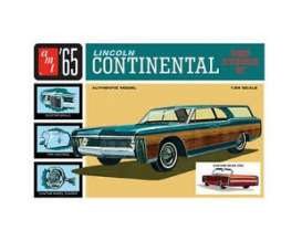 Lincoln  - Continental 1965  - 1:25 - AMT - s1081 - amts1081 | The Diecast Company