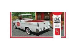 Chevrolet  - Cameo 1955  - 1:25 - AMT - s1094 - amts1094 | The Diecast Company