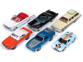 Assortment/ Mix  - various - 1:64 - Auto World - 64192A - AW64192A | The Diecast Company
