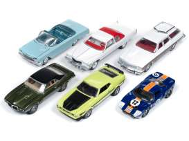 Assortment/ Mix  - various - 1:64 - Auto World - 64192B - AW64192B | The Diecast Company