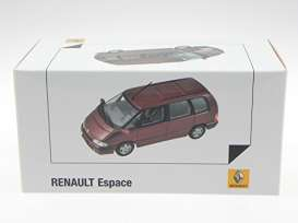 Renault  - 1992 malaga red metallic - 1:43 - Norev - nor7711575953 | The Diecast Company