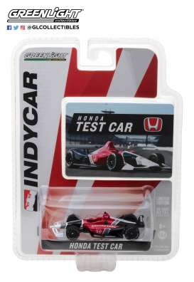 Honda  - 2018 red/white/black - 1:64 - GreenLight - gl10812 | The Diecast Company