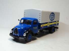 Magirus Deutz  - blue/white/yellow - 1:43 - Magazine Models - TRUmagirus - magTRUmagirus | The Diecast Company