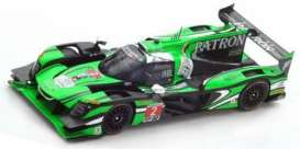Nissan  - DPi  2017 green/black - 1:43 - Spark - US033 - spaUS033 | The Diecast Company
