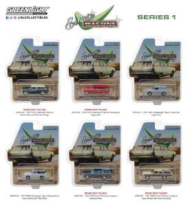 Assortment/ Mix  - various - 1:64 - GreenLight - 29910 - gl29910 | The Diecast Company