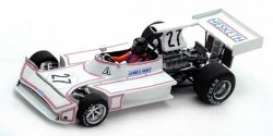 March  - 731 1973 white/red/black - 1:43 - Spark - S5366 - spaS5366 | The Diecast Company