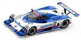 Nissan  - R88C 1988 blue/white - 1:43 - Spark - s5081 - spas5081 | The Diecast Company