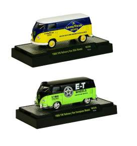 Assortment/ Mix  - 1960 various - 1:64 - M2 Machines - 32500WC09 - M2-32500WC09 | The Diecast Company