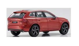 Volvo  - XC60 2018 red metallic - 1:43 - Kyosho - 3672r - kyo3672r | The Diecast Company
