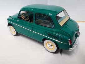 ZAZ  - 965AE 1963 turquoise - 1:18 - Premium Scale Models - PSM18001A | The Diecast Company