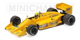 Lotus Honda - 99T 1987 yellow - 1:18 - Minichamps - 540871892 - mc540871892 | The Diecast Company