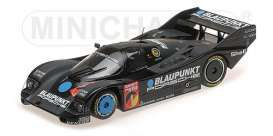 Porsche  - 962C 1986 black - 1:18 - Minichamps - 155866501 - mc155866501 | The Diecast Company