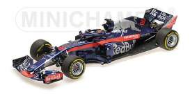 Scuderia Honda - STR13 2018 blue/red - 1:18 - Minichamps - 110180028 - mc110180028 | The Diecast Company