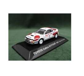 Toyota  - Celica 1992 white/red - 1:18 - IXO Models - rmc023A - ixrmc023A | The Diecast Company