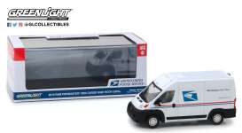 Ram  - ProMaster 2018 white - 1:43 - GreenLight - 86154 - gl86154 | The Diecast Company