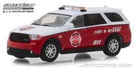 Dodge  - Durango 2017  - 1:64 - GreenLight - 29996 - gl29996 | The Diecast Company