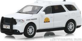 Dodge  - Durango 2017 white - 1:64 - GreenLight - 42860E - gl42860E | The Diecast Company