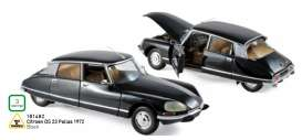 Citroen  - DS 23 Pallas 1972 black - 1:18 - Norev - 181482 - nor181482 | The Diecast Company