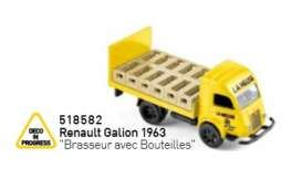 Renault  - Galion 1963 yellow - 1:87 - Norev - 518582 - nor518582 | The Diecast Company