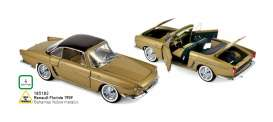 Renault  - Floride 1959 bahamas yellow - 1:18 - Norev - 185182 - nor185182 | The Diecast Company