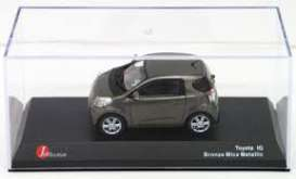 Toyota  - iQ 2009 bronz mica - 1:43 - J Collection - 60004BM 	 - jc60004BM | The Diecast Company