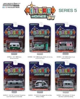 Assortment/ Mix  - various - 1:64 - GreenLight - 34050 - gl34050 | The Diecast Company