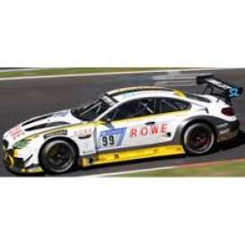 BMW  - M6 GT3 2017 white/black/yellow - 1:43 - Spark - SG363 - spaSG363 | The Diecast Company