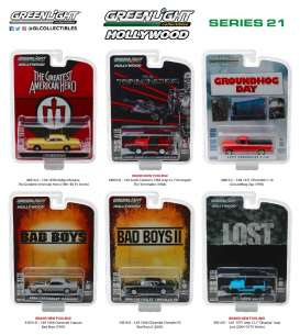 Assortment/ Mix  - various - 1:64 - GreenLight - 44810 - gl44810 | The Diecast Company