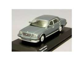Toyota  - Century blue - 1:64 - Kyosho - 7042A2 - kyo7042A2 | The Diecast Company