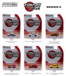 Assortment/ Mix  - various - 1:64 - GreenLight - 47020 - gl47020 | The Diecast Company