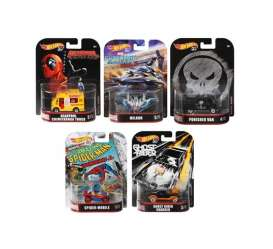 Assortment/ Mix  - various - 1:64 - Hotwheels - DMC55 956H - hwmvDMC55-956H | The Diecast Company