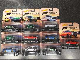 Assortment/ Mix  - various - 1:64 - Hotwheels - DMC55 956J - hwmvDMC55-956J | The Diecast Company
