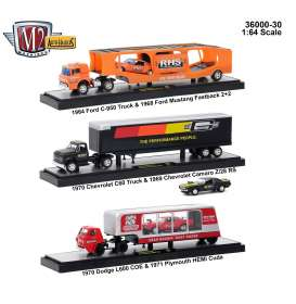 Assortment/ Mix  - Various - 1:64 - M2 Machines - 36000-30 - m2-36000-30 | The Diecast Company