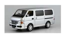 Nissan  - Caravan E25 silver - 1:43 - J Collection - jc80001SL | The Diecast Company