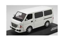 Nissan  - Caravan E25 white - 1:43 - J Collection - jc80002WH | The Diecast Company