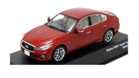 Nissan  - Skyline red - 1:43 - J Collection - jc85002RD | The Diecast Company